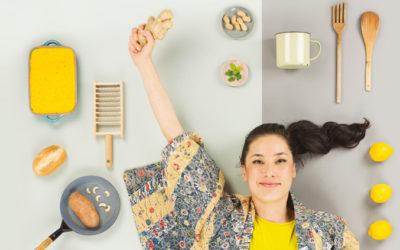 """Buchtipp: """"Die Küche der Achtsamkeit"""" von Tainá Guedes"""