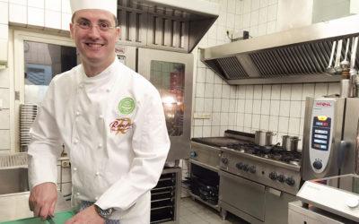 Grüner Michelin Stern für Greentable Mitgründer