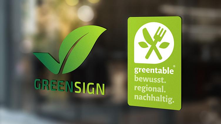 Kooperation Greensign und Greentable