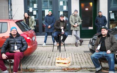 Lokal brutal: Essener Gastronomien verkaufen im Lockdown No-Waste-Drinks