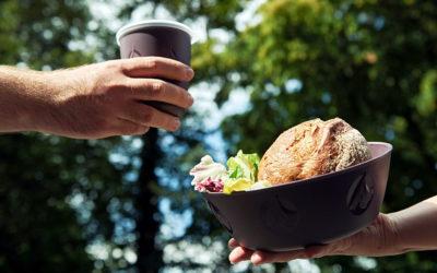 reCIRCLE: Takeaway und Lieferung in nachhaltigen Mehrweg-Behältnissen für die Gastronomie