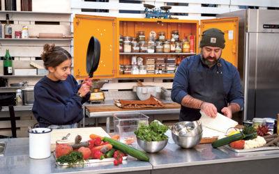"""Umessen: Das Kochbuch der """"Generation Greta"""""""