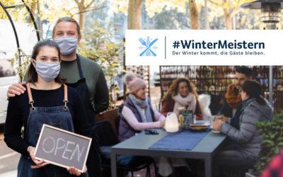 Initiative #WinterMeistern zur Stärkung der Gastronomie gestartet